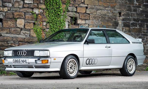 Audi Quattro Urquattro 20v 220ps