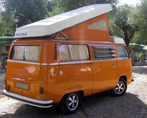 Velours Fußmatten in beige VW T1 Bj 1950-1967